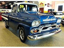 Picture of 1959 GMC Pickup located in Mankato Minnesota - $17,900.00 Offered by Unique Specialty And Classics - N60Q