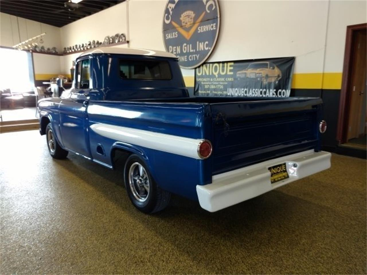 Large Picture of 1959 GMC Pickup located in Minnesota - $17,900.00 Offered by Unique Specialty And Classics - N60Q