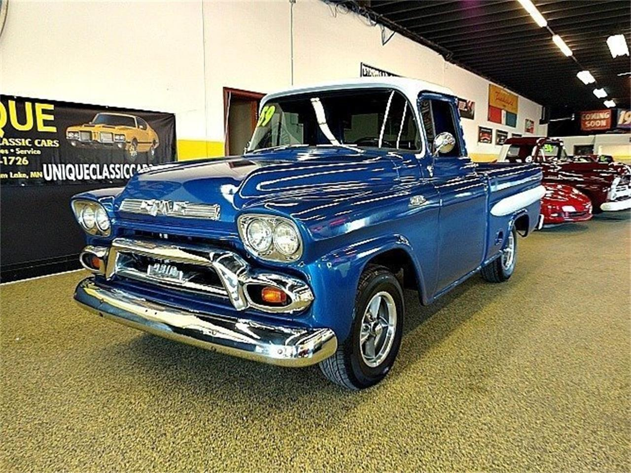 Large Picture of 1959 Pickup located in Mankato Minnesota - N60Q