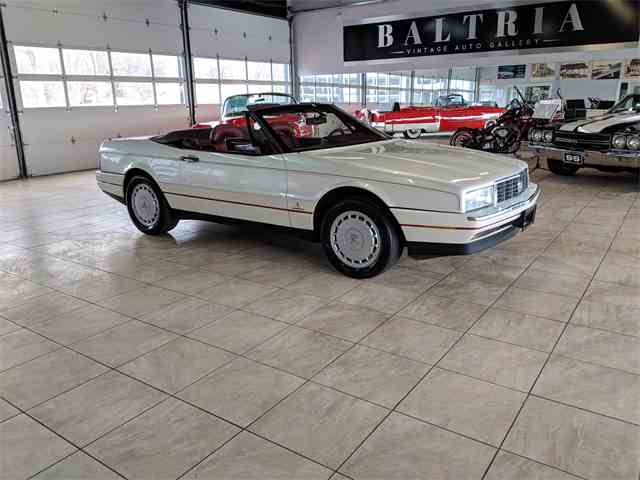 Picture of 1991 Allante Offered by  - N60T