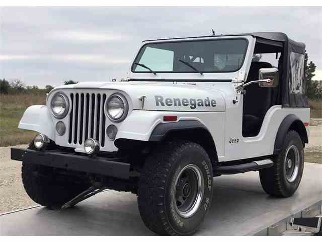 Picture of '75 Wrangler - NC8Q