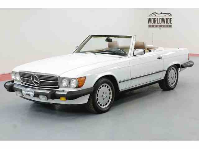 Picture of '86 560SL - NC90