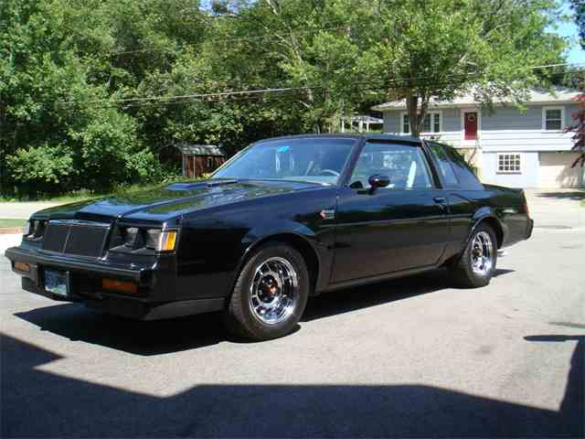 Picture of '86 Grand National - NC9A