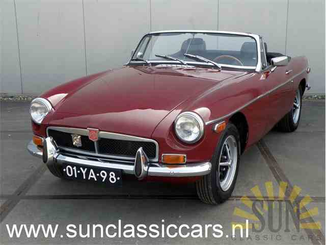 Picture of '74 MGB - NC9B