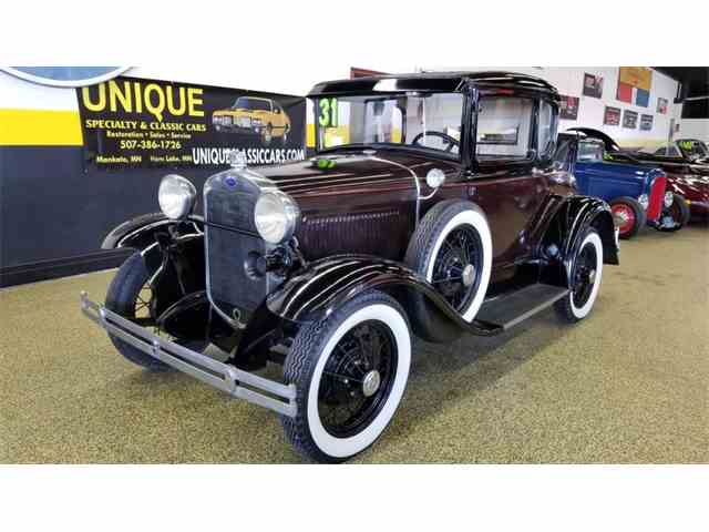 Picture of '31 Model A - N60Y