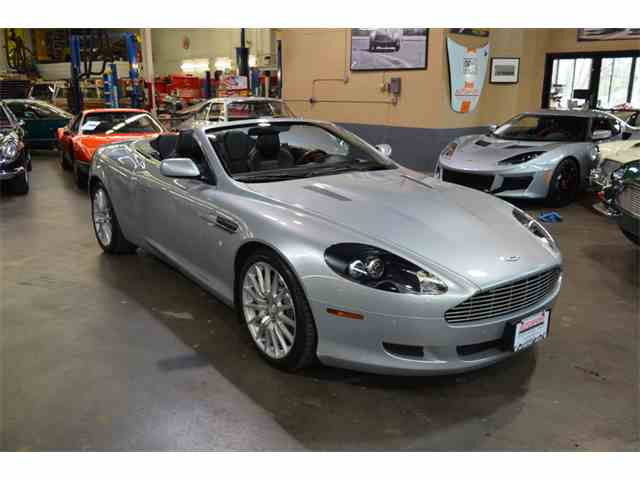 Picture of '08 DB9 - NC9H