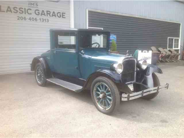 Picture of '27 Coupe located in Gig Harbor Washington - $13,500.00 - NC9I