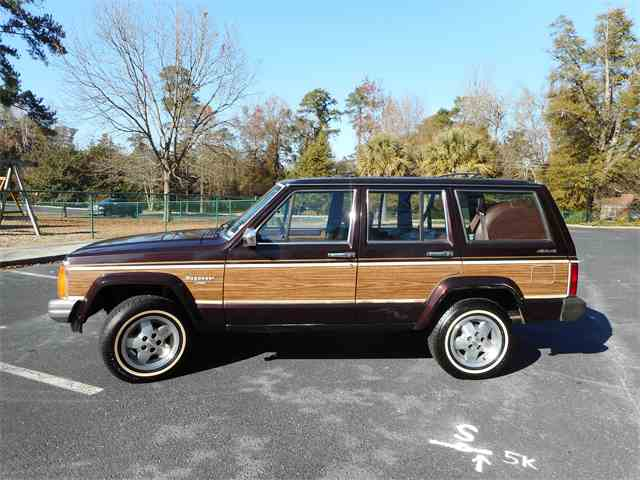 Picture of 1990 Wagoneer - $9,500.00 - NC9J
