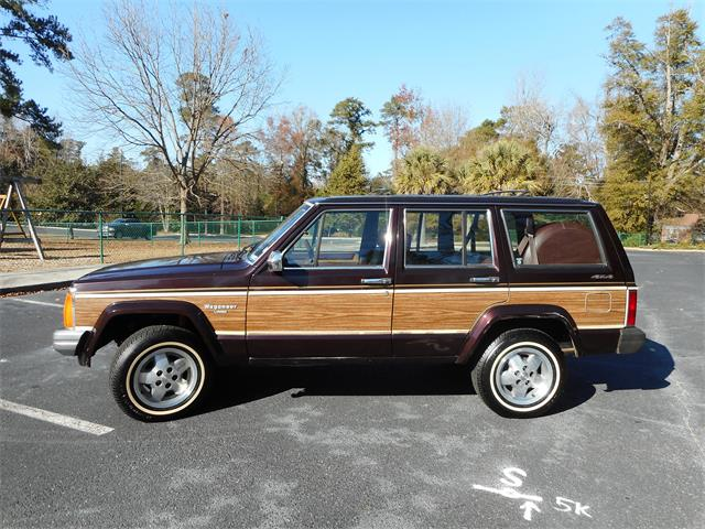 Picture of '90 Wagoneer - NC9J