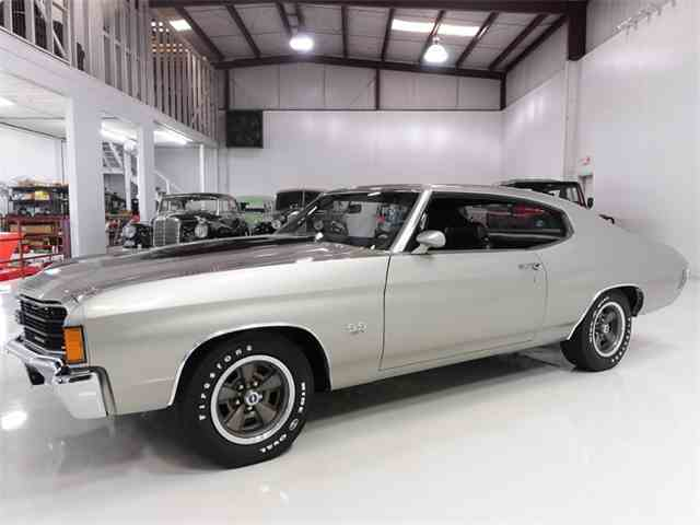 Picture of '72 Chevelle SS - NC9K