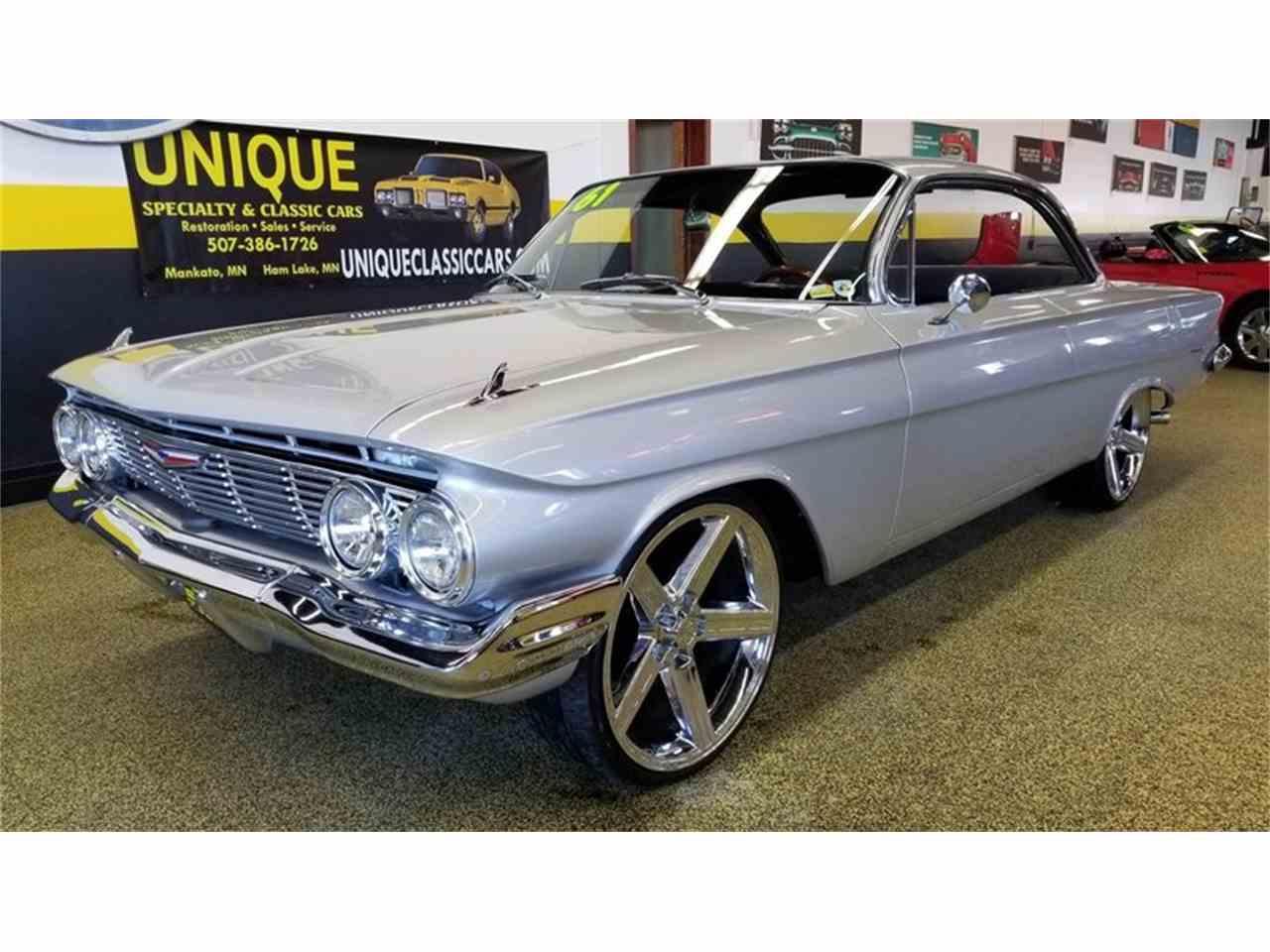 1961 Chevrolet Bel Air for Sale | ClassicCars.com | CC-1080899