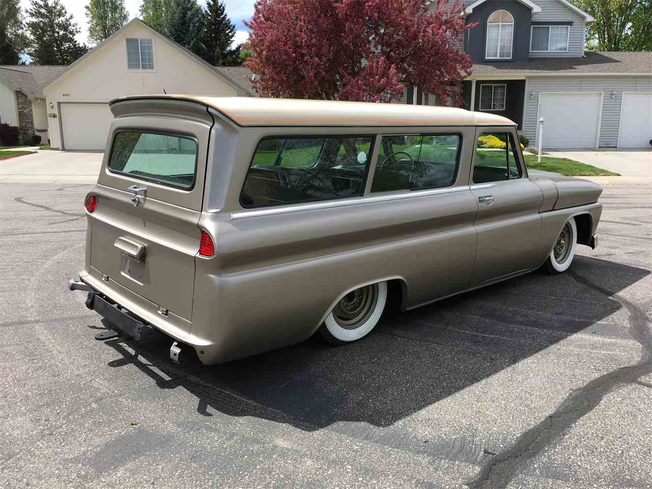 Large Picture of '65 Suburban - NCA7