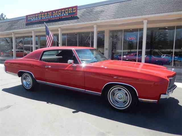 Picture of Classic '71 Chevrolet Monte Carlo located in Michigan - $25,900.00 Offered by  - NCAB