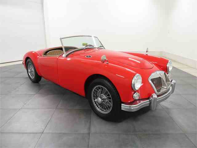 Picture of '62 MGA - NCAQ
