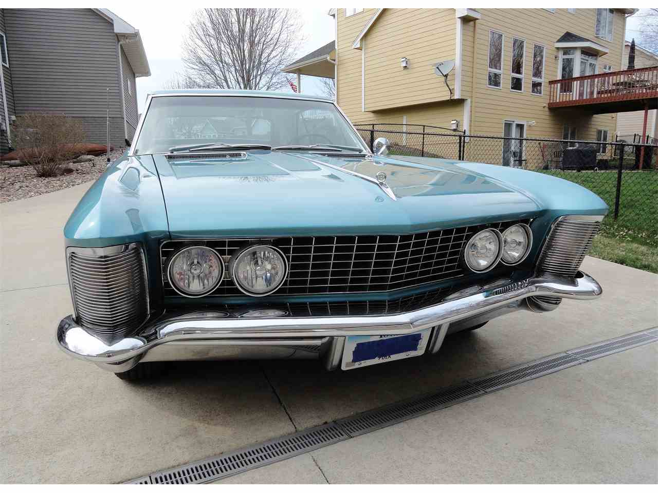 Large Picture of Classic '64 Riviera located in Iowa - $31,500.00 Offered by a Private Seller - NCAV