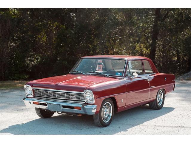 Picture of Classic 1966 Chevrolet Nova located in Florida - NCB2