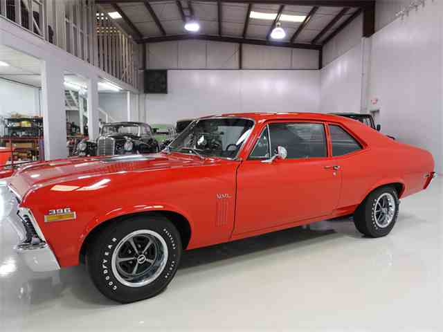 Picture of '70 Nova SS - NCB7
