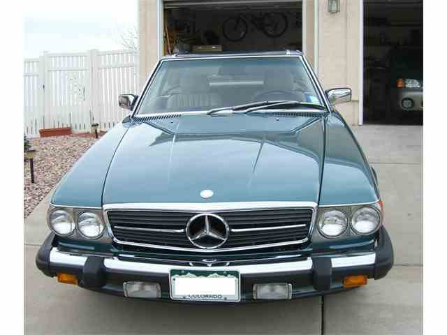 Picture of '88 Mercedes-Benz 560SL located in Colorado Offered by a Private Seller - NCBI