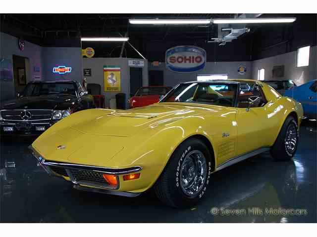 Picture of '72 Corvette - NCBO