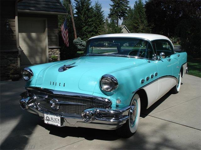 1954 to 1956 buick century for sale on. Black Bedroom Furniture Sets. Home Design Ideas