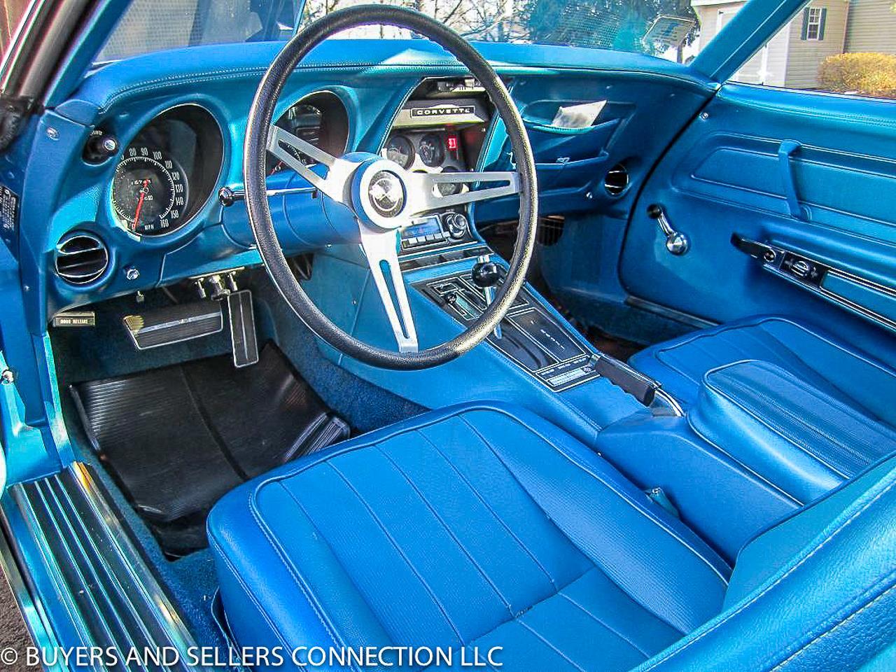 Large Picture of '70 Corvette - NCBT