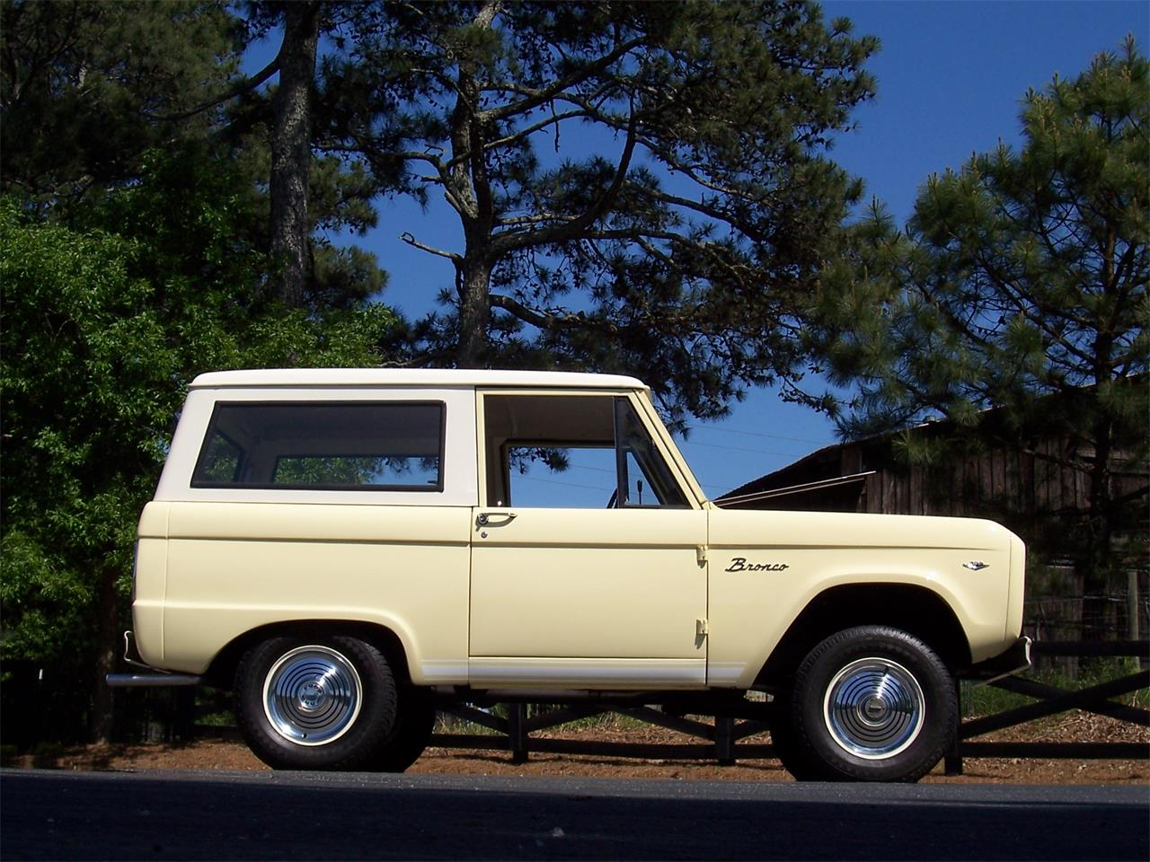 for sale 1966 ford bronco in alpharetta, georgia Ford Bronco Air Box