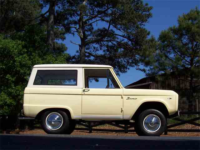 Picture of '66 Bronco - NCBV