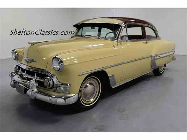 Picture of Classic 1953 Bel Air located in Mooresville North Carolina Offered by  - NCC8