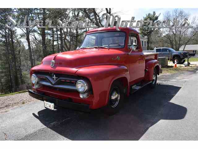 Picture of '55 F100 - NCCB