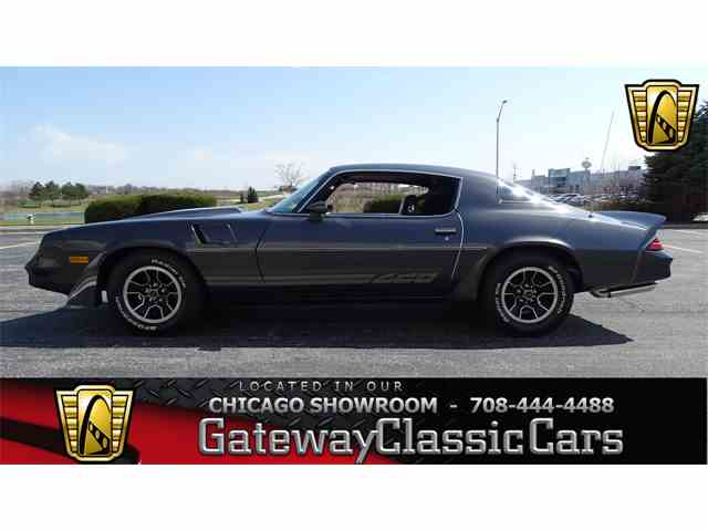 1980 Chevrolet Camaro For Sale On Classiccars Com