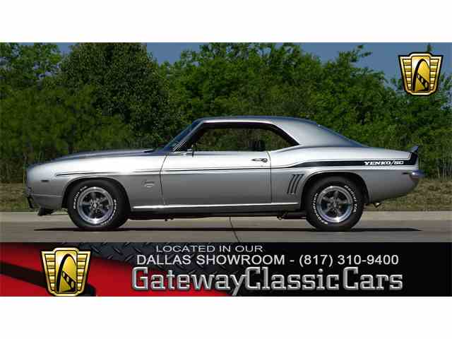 Picture of Classic '69 Chevrolet Camaro - $67,000.00 Offered by  - NCCO