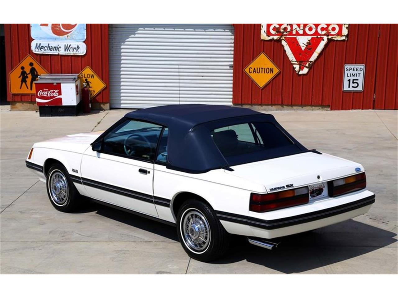 Large Picture of '83 Mustang - NCCS