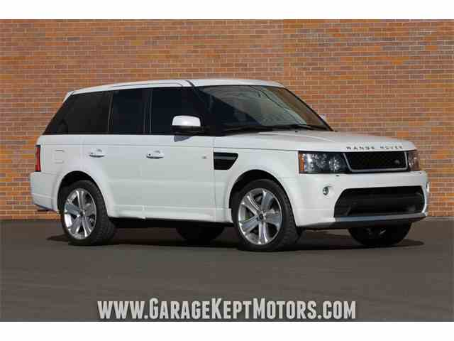 Picture of 2013 Range Rover located in Michigan Offered by  - NCD3