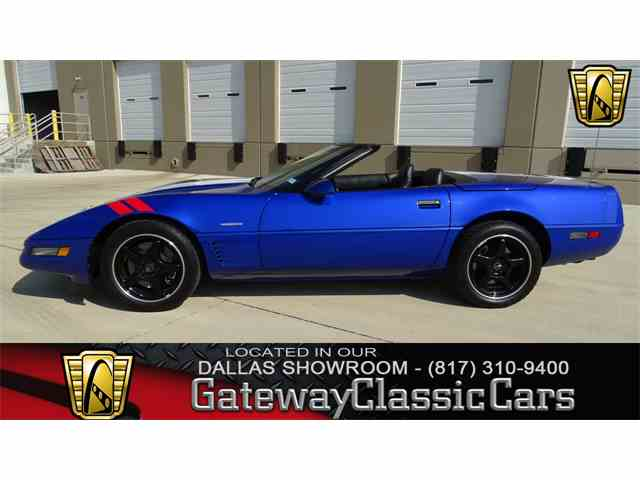Picture of 1996 Chevrolet Corvette located in DFW Airport Texas - $47,595.00 Offered by  - NCDI