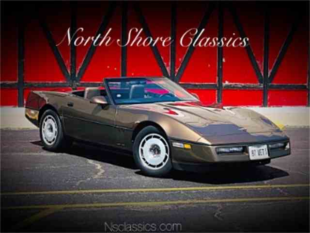 Picture of '87 Corvette - NCDN