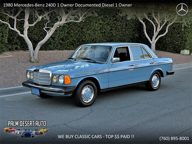 Picture of '80 Mercedes-Benz 240D Offered by  - NCE4