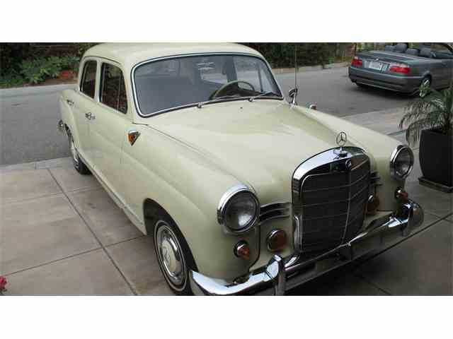 Picture of Classic '61 180B - $45,000.00 Offered by  - NCET