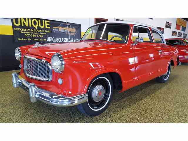 Picture of 1959 Rambler located in Mankato Minnesota - $13,900.00 - N61I