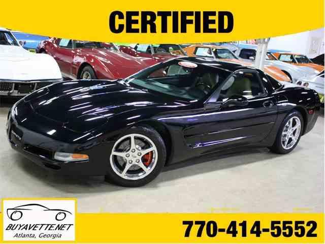 Picture of '01 Corvette - NCF3