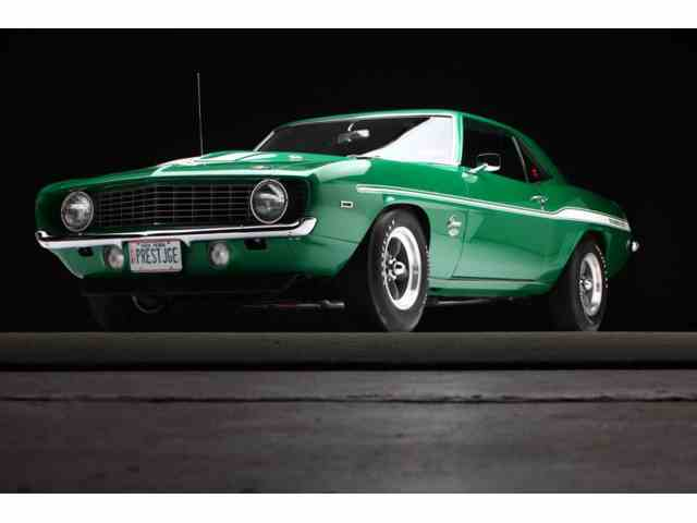 Picture of Classic '69 Camaro Yenko Offered by  - NCF4