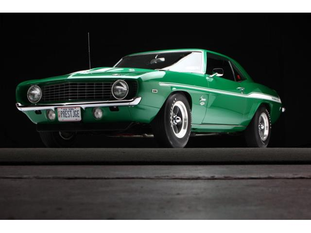 Picture of 1969 Chevrolet Camaro Yenko located in New York Offered by  - NCF4