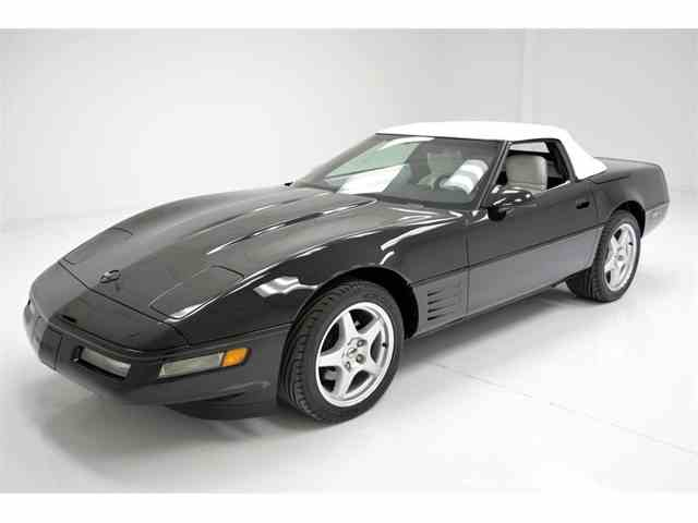 Picture of 1992 Chevrolet Corvette located in Morgantown Pennsylvania - NCFE