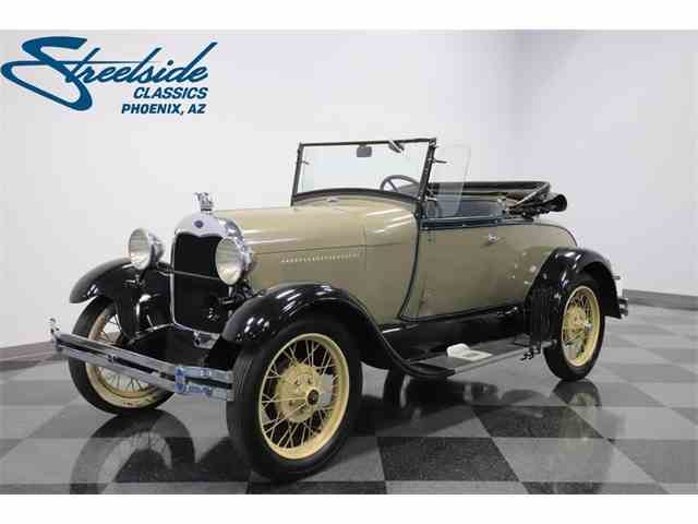 Picture of '29 Model A - NCFH
