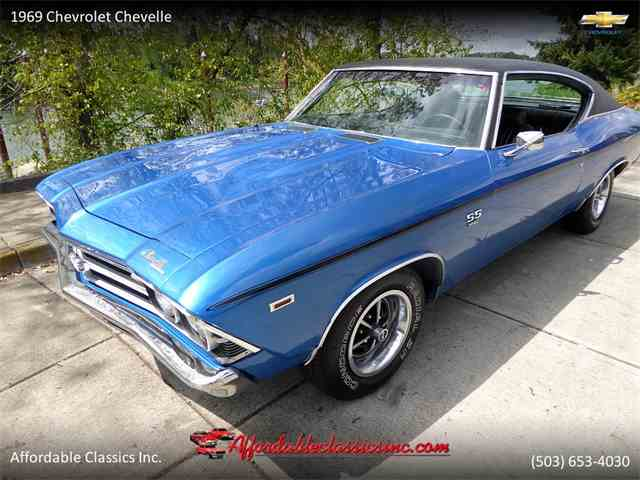 Picture of '69 Chevelle - NCFI