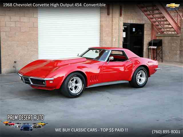 Picture of '68 Corvette - NCFP