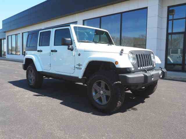 Picture of '15 Wrangler - NCFQ