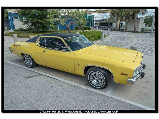 Picture of Classic 1973 Plymouth Satellite - NCG1