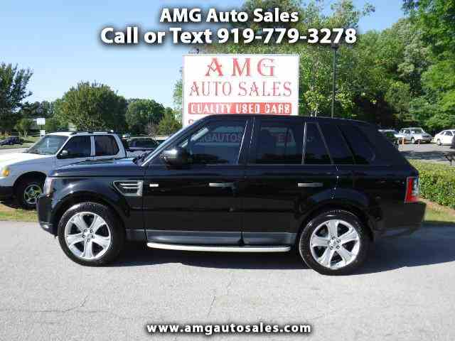 Picture of '11 Range Rover Sport - NCGO