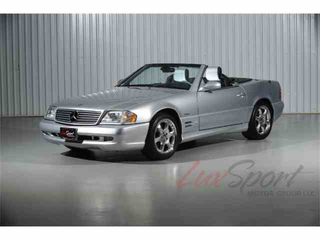 Picture of '02 SL500 - NCGW