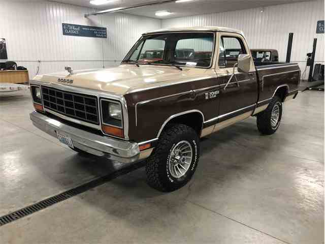 Picture of '83 Power Ram Pickup - NCH4